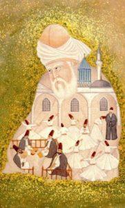 meditation techniques of Rumi