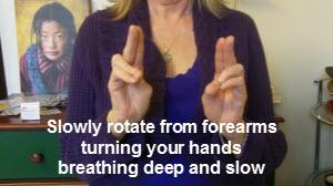 finger healing for energy 2