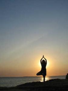 Yoga for healing violence and crime