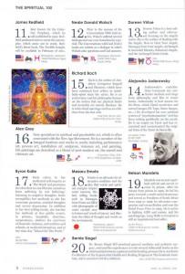 Meditation--A Core Teaching of the 100 Spiritual Leaders