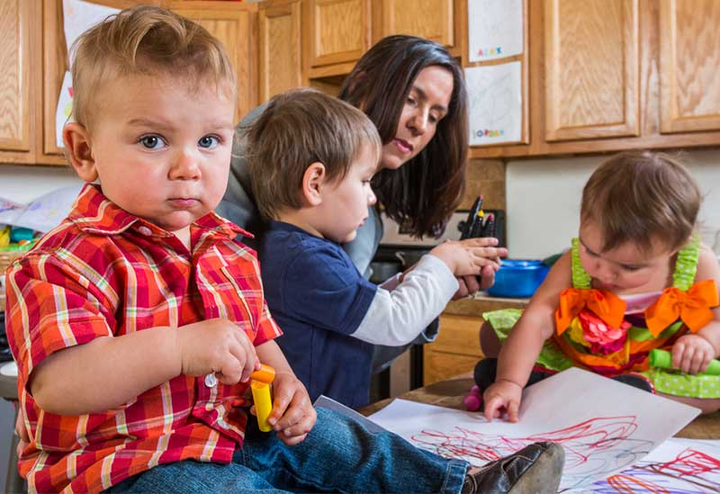 busy-mother-kitchen-kids-1.2