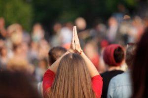 flash mob meditations around the world