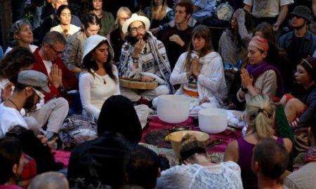 occupy wall street meditation video