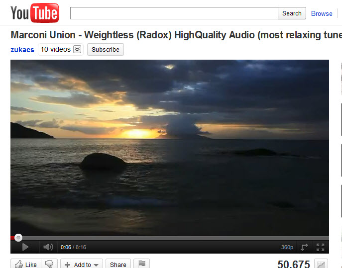 The world's most relaxing music is a PR stunt