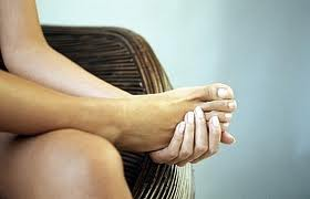 meditation to relieve foot pain