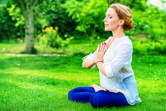 Pleasure and Benefits of Outdoor Meditation - Meditation ...